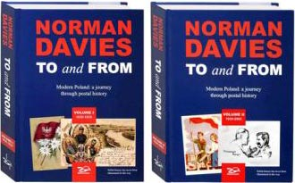 Tapa del libro To and From de Norman Davies